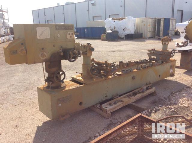 Nicola Ruaro & F / Scledum BO-2500 Line Boring Machine in