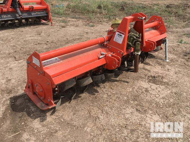 TMG Industrial Rotary Tiller in Itasca, Texas, United States