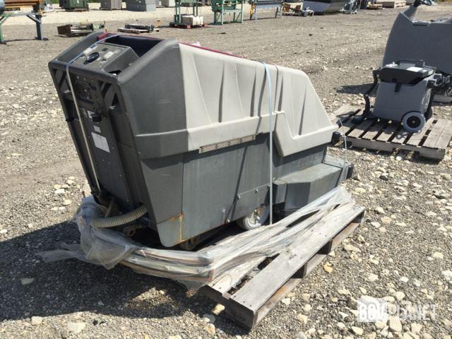 Surplus Minuteman Power Boss PB32036QP Walk Behind Scrubber
