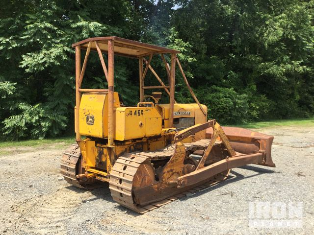 John Deere 450 Crawler Dozer in Elkin, North Carolina