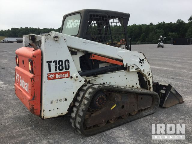 2012 Bobcat T180 Compact Track Loader in Lebanon, Tennessee