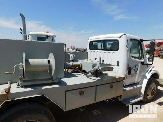 2014 FREIGHTLINER S/A Test Truck, VIN-3ALACWDT1F… in Odessa