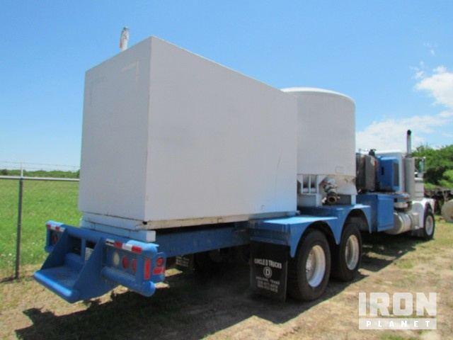 1990 PETERBILT 357 T/A Cement Blender Truck, VIN… in Abiline