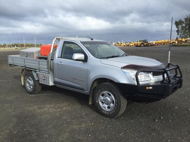 Equipment & Trucks Auction
