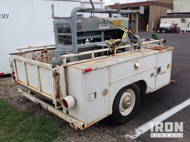 Lincoln Electric SA200 Engine Driven Welder w/ Utility