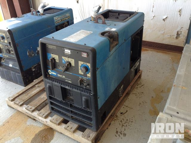 2004 Miller Bobcat 225 Engine Driven Welder in Prairieville