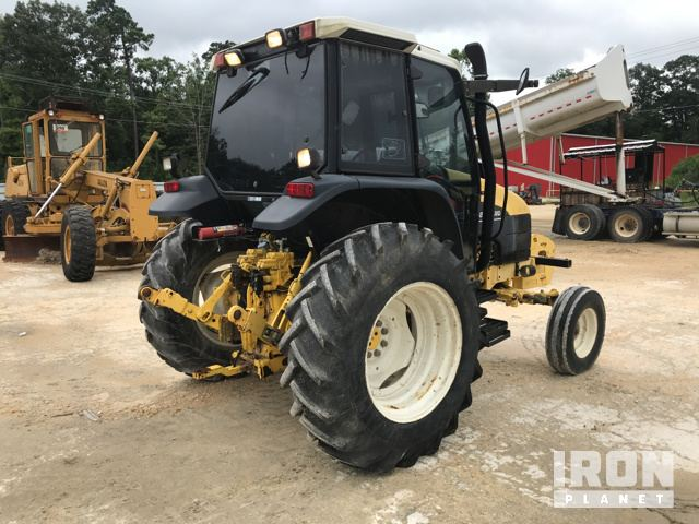 New Holland TS110 2WD Tractor in Cleveland, Texas, United States