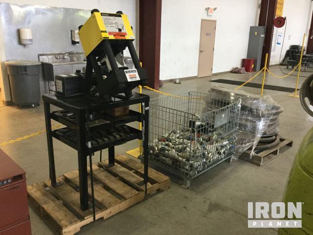Eaton ET4000 Hydraulic Hose Fabrication Machine in Walton, Kentucky