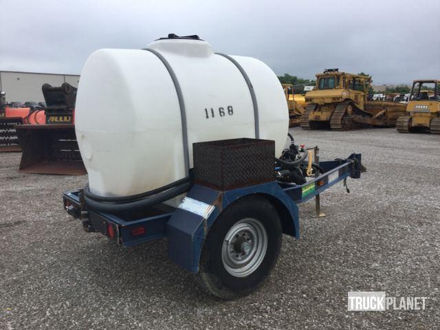 Schaben Industries Water Tank Trailer in Walton, Kentucky