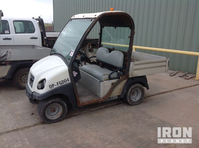 Golf Carts For Sale | IronPlanet