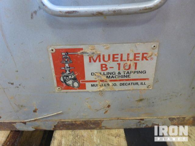Mueller H-603/H-604 Drilling & Tapping Machine w/Rigid 690