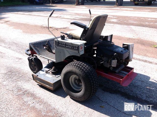 Surplus Dixie Chopper Mower in Lecanto, Florida, United