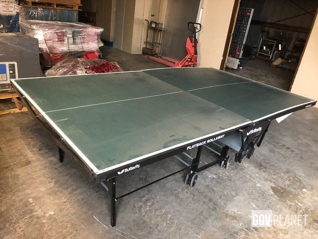surplus butterfly ping pong table in santa rita guam united states rh govplanet com butterfly ping pong table assembly instructions butterfly ping pong table malaysia