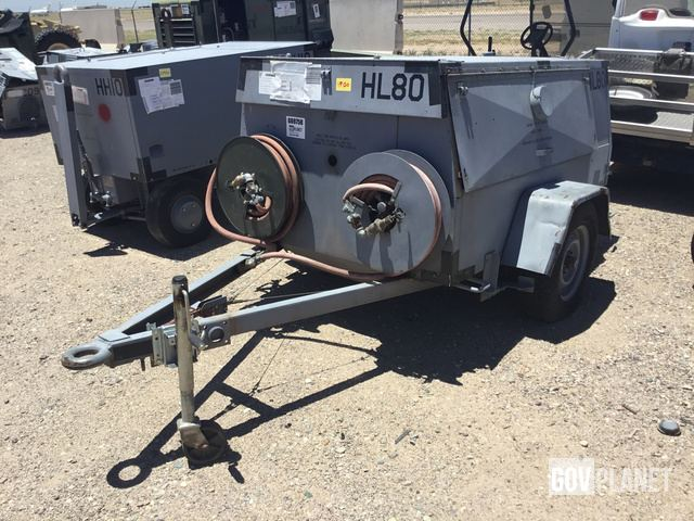 Surplus Davey 14M125 125 CFM Air Compressor in Tucson, Arizona