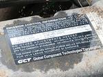 Engine Emissions Label