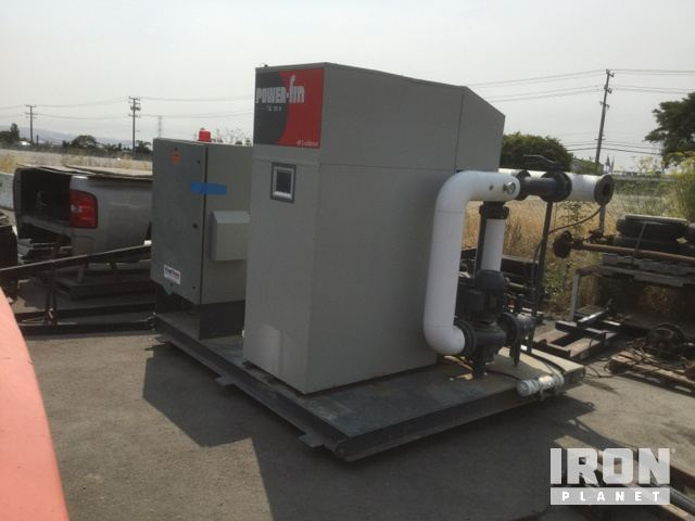 2015 (unverified) Power-Fin/Lochinvar PBN4000 Portable Water Boiler