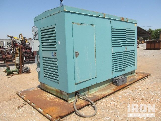 NEWAGE 310 KW AC Gen, 480-Volt, 3-Phase p/b CUMM… in