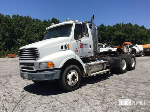 2006 Sterling AT9500 T/A Day Cab Truck Tractor in Greer, South