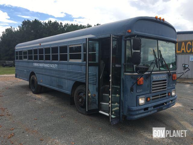 Surplus 1997 Blue Bird TC 2000 Bus in Leesville, Louisiana