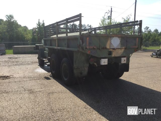 Surplus AM General M35A2 2 1/2 Ton 6x6 Cargo Truck in New