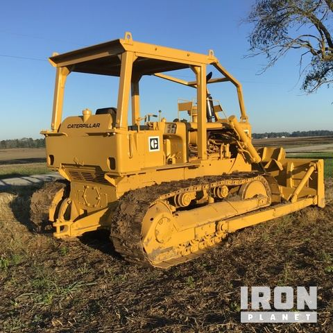 Cat D5 Crawler Dozer in Westport, Indiana, United States (IronPlanet