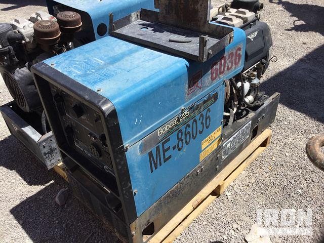 Miller Bobcat 225D Plus Engine Driven Welder in Las Vegas, Nevada