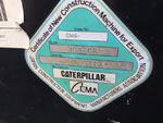 CE Mark (on or near data plate)
