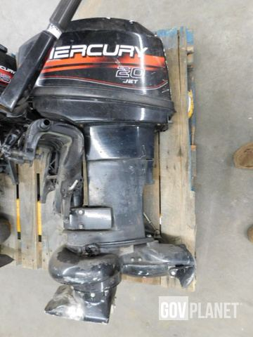 MERCURY JET OUTBOARD MOTORS in Wytheville, Virginia, United States