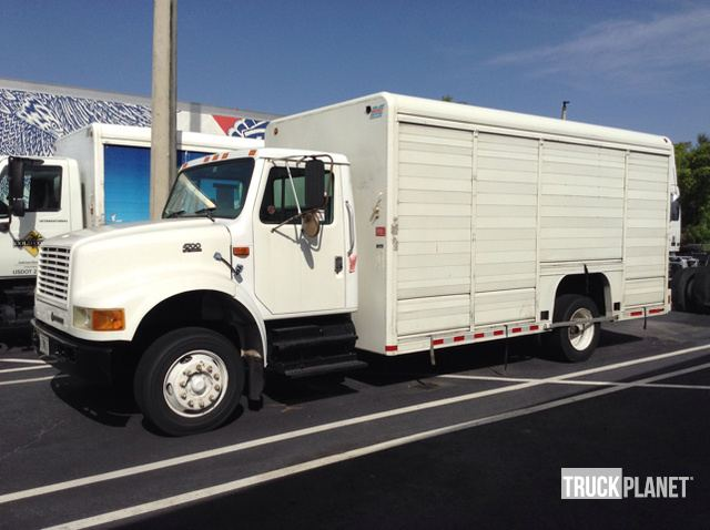 1999 International 4700 Beverage Truck In Pompano Beach
