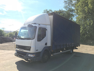Curtain Side Trucks