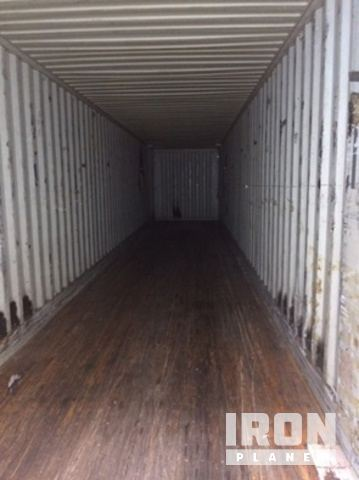 Jindo 53' Storage Container in Jacksonville, Florida, United