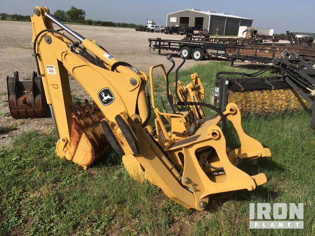 John Deere 110A Backhoe Attachment in Mineral Wells, Texas