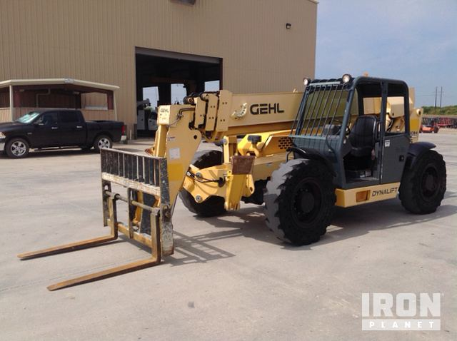 2006 Gehl DL10H55 Telehandler in Waxahachie, Texas, United