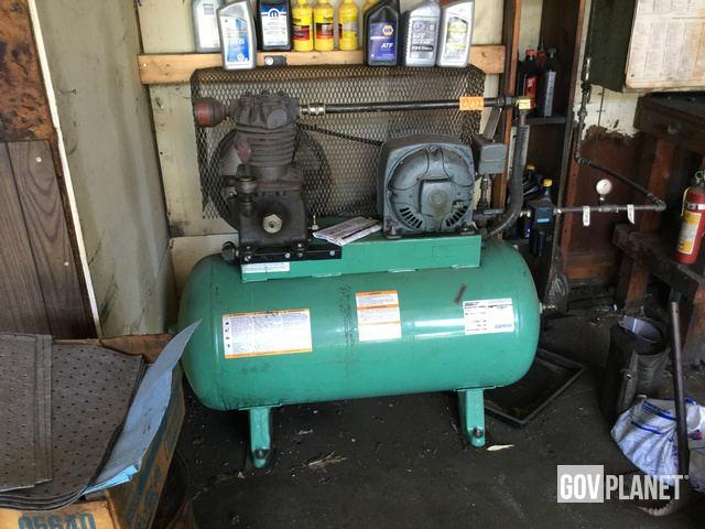 speedaire 5z360a horizontal 200 psi 60 gallon air compressor 1 item