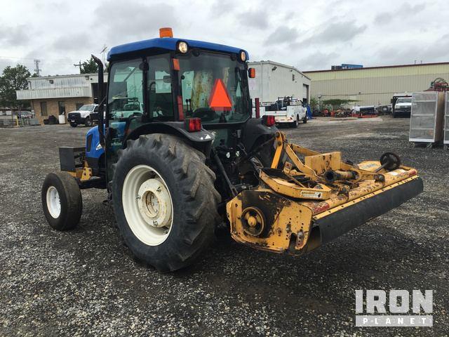 New Holland Tn75da tractor manual wiring diagrams on