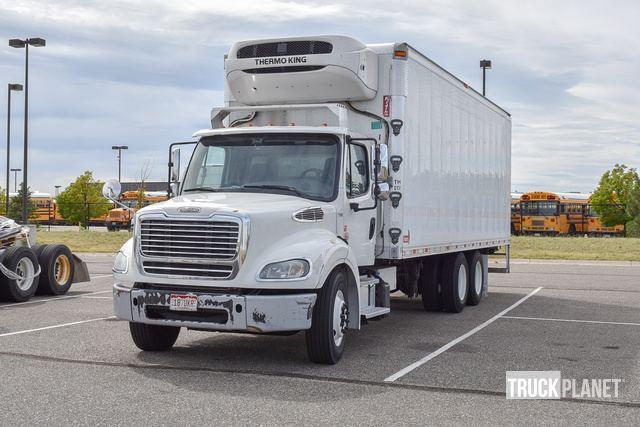 2013 Freightliner M2 112 Refrigerated Truck in Denver