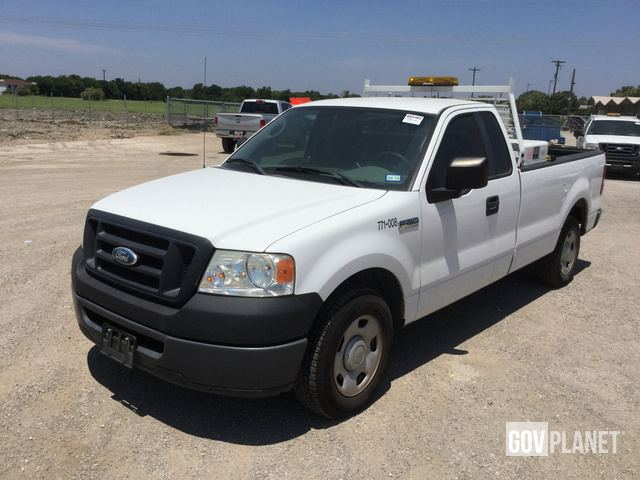 surplus 2007 ford f 150 xl extended cab pickup in san. Black Bedroom Furniture Sets. Home Design Ideas