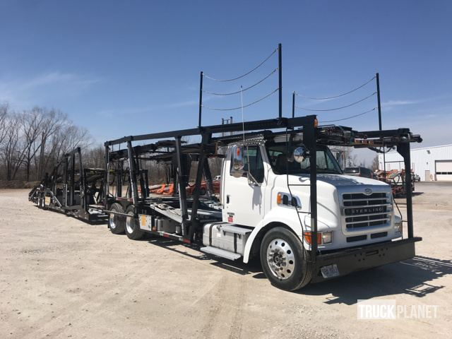 2007 Sterling LC Car Carrier Truck w/ 2009 Cottrell C-7510ST