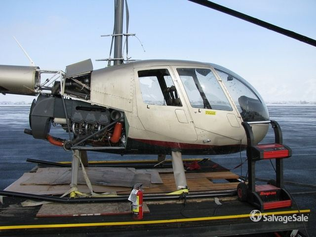 2004 Robinson R44 II Helicopter in Belgrade, Montana, United