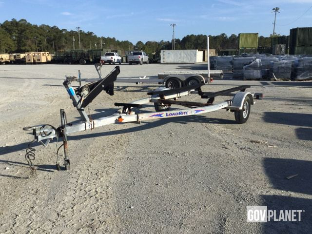 Loadrite Boat Trailers For Sale Ritchie Bros