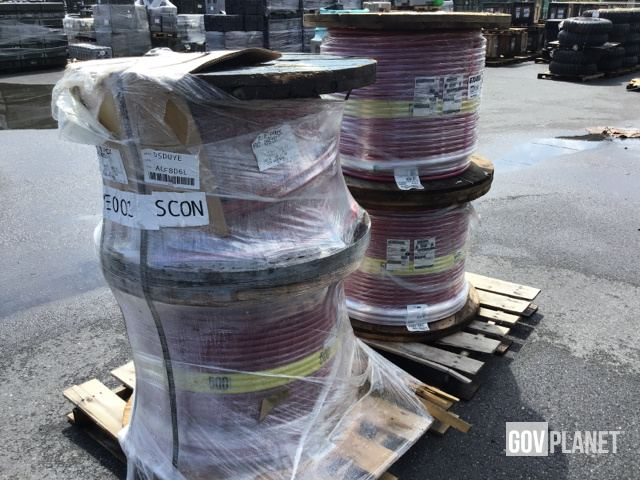Surplus Electrical Wire | Surplus 2 000 Of Copper Electrical Wire In Chambersburg