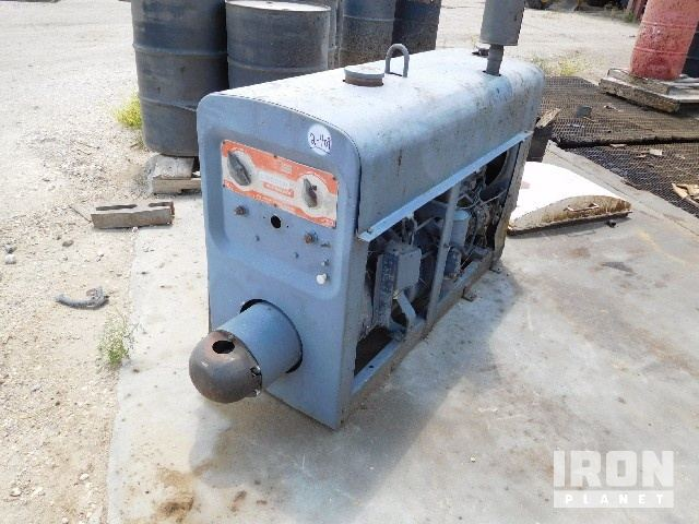 Lincoln Electric DC-400 Electric Welder in Jewett, Texas, United ...