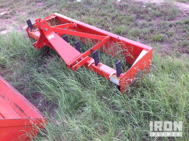 Land Pride BB2572 Box Blade in Athens, Texas, United States