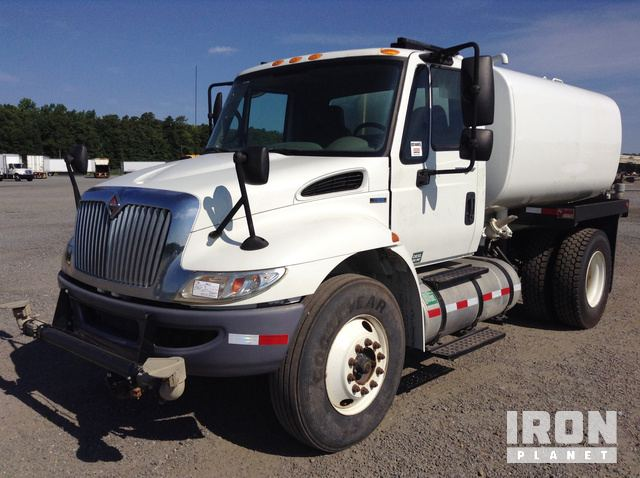 2010 International 4300 S/A Water Truck in North East, Maryland