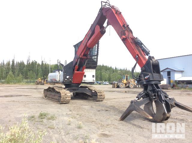 2008 Link-Belt 290LX Log Loader in Fort St  James, British