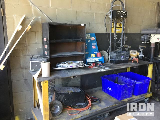 Amazing Lot Of Bench Grinder Battery Charger Trailer Light Tester Squirreltailoven Fun Painted Chair Ideas Images Squirreltailovenorg