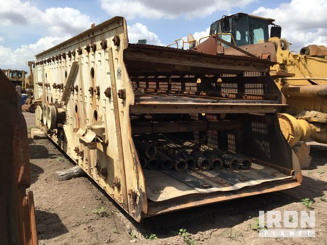 2008 (unverified) Metso/Nordberg TS453 Triple Deck Screen in