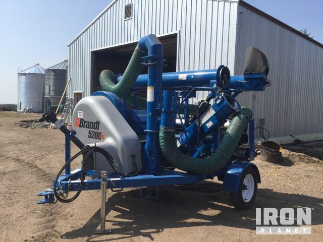 2014 (unverified) Brandt 5200EX Grain Vac in Minburn