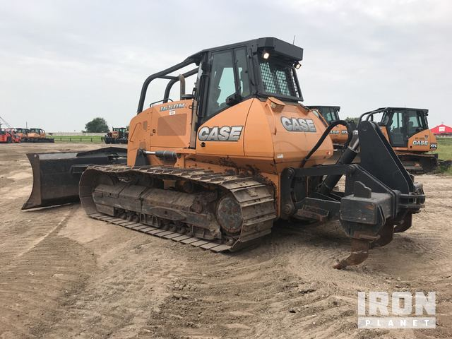 2014 Case 1650M Crawler Dozer in Corpus Christi, Texas, United