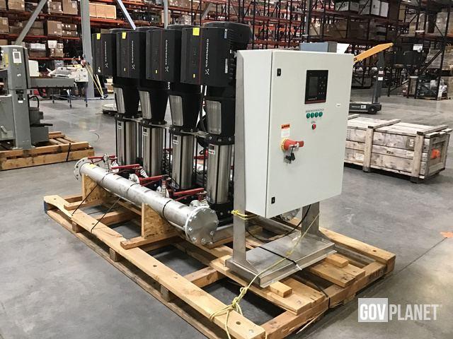 Surplus Grundfos Hydro MPC-E 4 CRE32-7-2 Integrated Water